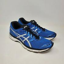 Asics Gel-Excite 4 Mens Size 11.5 Athletic Blue Running Sneakers Photo