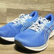 Asics Gel-Excite 7 Tuna Blue/white Men's Running Shoes Sz 11.53f-513 Photo