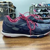 Asics Gel-Exert Tr Women Size 10.5 Blue White  Pink Athletic Running Shoe S460n Photo