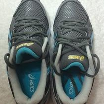 Asics Gel Express Wide Running Shoes S359n 2e Charcoal Grey Women's Size 6.5 Photo
