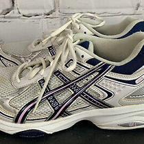 Asics Gel Express Womens Sneakers Tennis Shoes Size 10  Eur 42  S069n White Photo