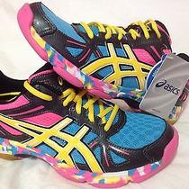 Asics Gel-Flashpoint Womens Sneakers Shoes Multi Color Size 7.5 Photo