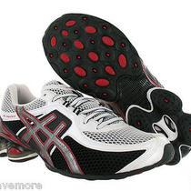 Asics Gel-Frantic 6 T1e0n  Men's Running Shoes Size 9.5 Nib 95  Photo