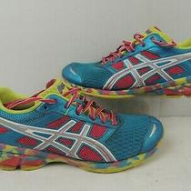 Asics Gel Frantic 7 Women's Athletic Running Shoes Size 8.5 (T3a6n) Photo