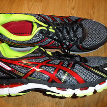 Asics Gel Kayano 19 Running Shoes Men's 14 M Ln Condition Retial 150 Photo