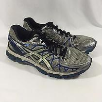 Asics Gel Kayano 20 Men's Running Shoes Size Us 10 M (D) Eu 48 Gray Silver T3n2n Photo