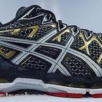 Asics Gel Kayano 20 Men's Running Shoes Size Us 8.5 2e Wide Eu 42 Black T3n3n Photo