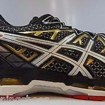 Asics Gel Kayano 20 Mens Running Shoe Size Us 12.5 2e Wide Eu 47 Black T3n3n(2e) Photo