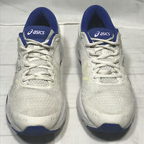 Asics Gel Kayano 24 Womens Athletic Running  Shoes White Blue T799n Size 12 Photo