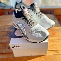 Asics Gel Kayano 26 Men's 11 Silver Black Flytefoam Collection Running Shoes Photo