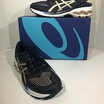 Asics Gel-Kayano 26 Women's Size 10w Navy Gold Athletic Running Shoes Zd-240 Photo