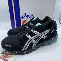 Asics Gel-Kayano 5 Kzn Men's Running Shoes 1021a346-001 Black Silver Size 10.5 Photo
