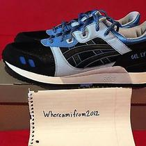 Asics Gel Lyte Iii Carolina Photo