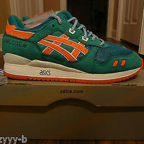 Asics Gel Lyte Iii Miami Dolphins Ecp Ronnie Fieg Coa Knicks Kith Rf Flamingo Photo
