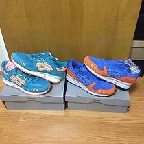 Asics Gel-Lyte Iii X Ronnie Fieg Rf Ecp Set Miami Dolphin/knicks Size 8 Kith Photo