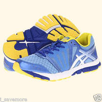 Asics Gel Lyte33 2 Periwinkle / Sun T367n. 2801 Women's Running Shoes 9 Nwt Photo
