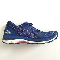 Asics Gel-Nimbus 19 Women's Running Shoes Us Size 8.5 Blue Color Z41 Photo