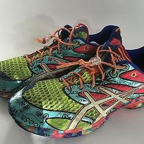 Asics Gel-Noosa Tri 6 Men's Multi Color Running Shoes Size 11 Used  Photo