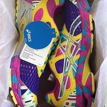 Asics Gel Noosa Tri 7 Electric Purple Womens Size 6.5 New W Box Athletic Sneaker Photo