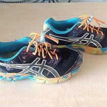 Asics Gel Noosa Tri 8 Womens Size 4 Womens Running Shoes Photo