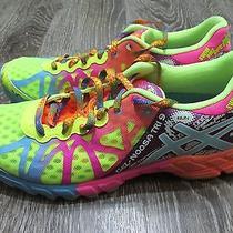 Asics Gel Noosa Tri 9 Multi Fitness Running Bike Run Triathlon Free T458n 044 8 Photo