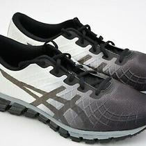 Asics Gel-Quantum 180 4 Men's Running Shoe Black/ Grey Us 12 Slightly Used Photo