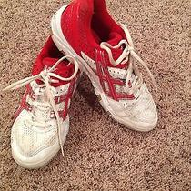 Asics Gel Rocket Volleyball Shoes Photo