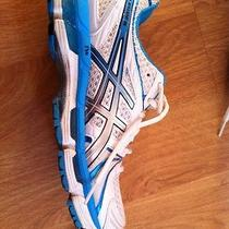 Asics Gel Running Sneakers Photo