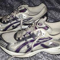 Asics Gel Tennis Shoes Womans Size 8 Photo