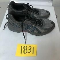 Asics Gel Venture 6 Womens Running Hiking Trail Shoes Black Size 8 T7g6q Photo