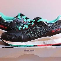 Asics Gl3 Black / Black Photo