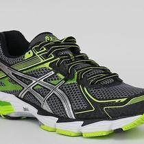 Asics Gt-1000 2 Men's Storm Lightning Limeade T3r0n 7591 Running Shoes 9 Medium Photo