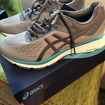 Asics Gt-1000 7 Stone Grey/carbon Womens Athletic Running Shoes 6-1/2 New Photo