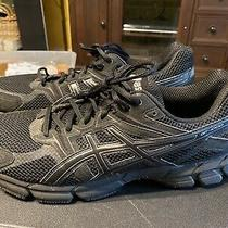 Asics Gt-1000 Casual Running Stability Shoes Black Men's Size 14 Photo