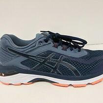Asics Gt-2000 6 Running Shoes Indigo Blue Womens 10 Wide Photo