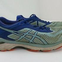 Asics Gt-2000 6 Running Shoes Women's Size 8 Blue T855n  Photo