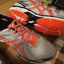 Asics Gt-2000 Mens Running Shoes New in Box Orange/white Sz 11 Us 45 Eu 28.5 Cm  Photo