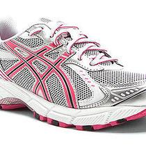 Asics Kids Gel-1160 Gs Running Shoe White/raspberry/lightning 6 M Us Used Photo