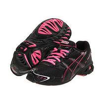Asics Kids Gel-Antares 3 Gs Black/onyx/pink Running Shoe Us 5.5 Photo