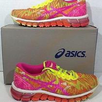 Asics Kids Size 5 Gel Quantum 360 Gs Coral / Pink Running Shoes Sneakers Zh-126 Photo