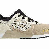 Asics Men Gel-Lyte Iii Shoes 1191a201 Feather Grey/birch Sz 7 Athletic 8 Womens Photo