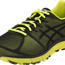 Asics Men's Gel-Instinct33 Trail Onyx/black/electric Yellow Running Shoe Us 12 Photo