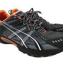 Asics Men's Gel Venture 3 Orange & Black Athletic Shoes Size 14  Photo