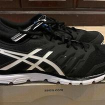 Asics Mens Gel Zaraca 4 Running Shoe Sz 12 Black/white New With Box Photo