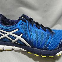 Asics Mens Gel-Lyte 33 Ii Running Shoes Mesh Lace-Up Upper Sz 7.5 M Us  Eur 40.5 Photo