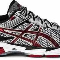 Asics Mens Gt-1000 2 Running Shoes-Sneakers -T3r0n-0129- White/ Marroon -New Photo