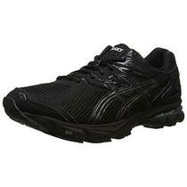 Asics Mens Gt-1000 3 Black Duomax Running Shoes Sneakers 7 Medium (D) Bhfo 7495 Photo