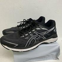 Asics Mens Gt-2000 7 Black/white Running Shoes Size 13 (1241448) Photo
