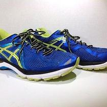 Asics Mens Size 10.5 Gt-2000 Blue Yellow Running Shoes Sneakers Zf-161 Photo