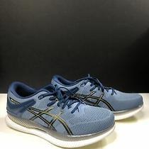Asics Metaride Men's Running Trainers Shoes Black / Blue Us Size- 14 Photo